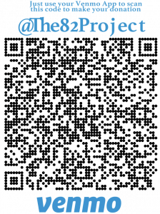 QR Code for Venmo Donations